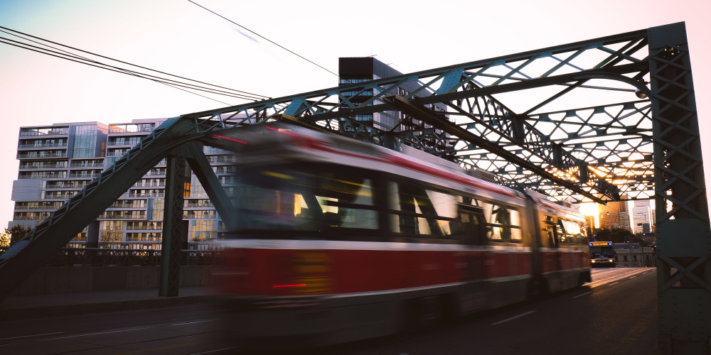 Toronto Transit Commission (TTC) Capital Infrastructure Projects
