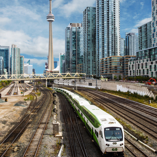 Metrolinx Regional Express Rail (RER) Program