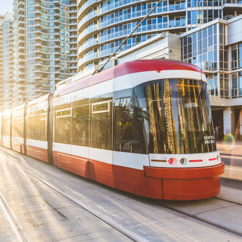 Toronto Transit Commission (TTC) Transit City LRT Program