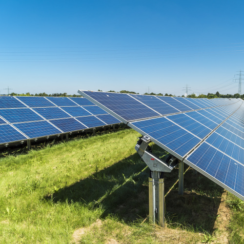 Ontario Solar Power Generation Project